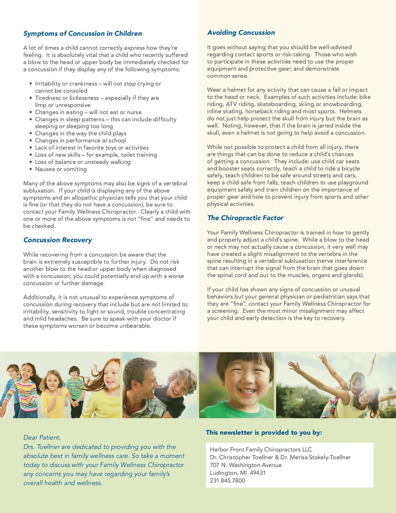 NEWSLETTER ON CONCUSSIONS page 002